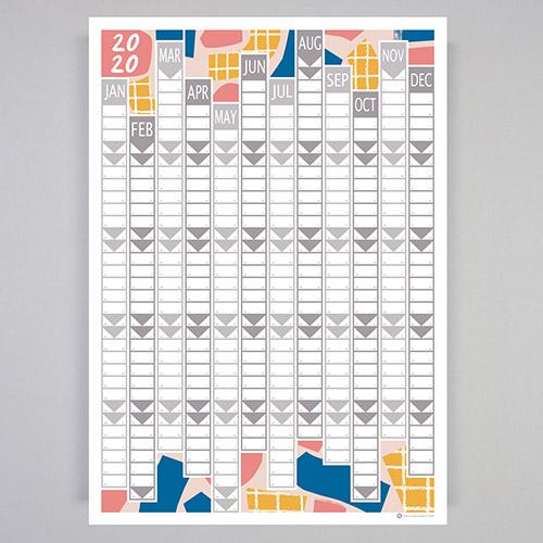 2020-year-planner-website
